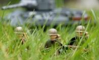 Karas iš lego