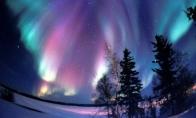 Nuostabi Šiaurės pašvaistė