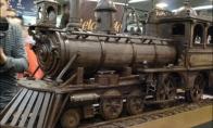 Saldžiausias pasaulyje traukinukas