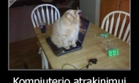 Kaip reikia atrakinti kompiuterį