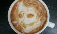 Menas iš kavos