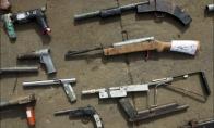 Masinis nelegalių ginklų naikinimas
