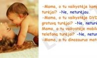 Šiuolaikinių vaikų mąstymas