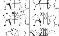 Kaip žaidžiami kryžiukai - nuliukai