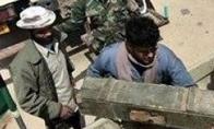 Pagalba Libijos sukilėliams