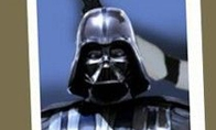 Darth Vader Photobomb