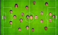 Barcelona vs Manchester United belaukiant