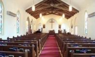 Nindzės bažnyčioje