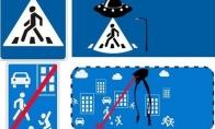 Kelio ženklų reikšmė