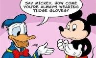 Mikio pirštinės