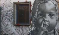 Graffiti gatvės menas 2