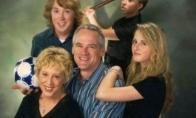 Keistokos šeimos nuotraukos