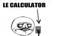 Le kalkuliatorius
