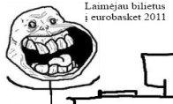 Laimėti bilietai į Eurobasket 2011