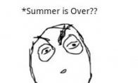 Vasara baigėsi