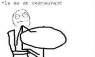 Užsakymas restorane