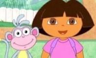 Cereal Guy + Dora = ♥