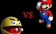 Mario prieš Pacmaną