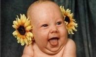 Vaikai - gyvenimo gėlės