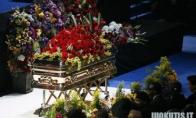 Maiklo Džeksono laidotuvės