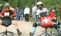 Kėdžių lenktynės