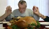 Maldelė prieš valgį