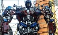 Optimus Prime gimimas