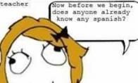 Ispanų kalbos žinios