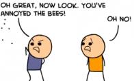 Gėdinančios bitės