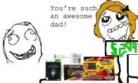 Nuostabus tėtis