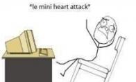 Mažytis širdies smūgis