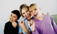 Šeimyninis dantų valymas