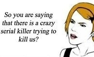 Siaubo filmų logika