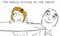 Šeimos pietūs