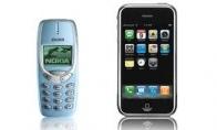 Telefonų skirtumai 2