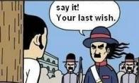 Paskutinis noras