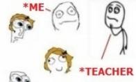 Beviltiškas mokytojas