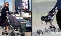 Naujo tipo vežimėliai