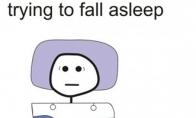 Bandymas miegot