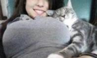 Laimingas katinas
