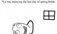 Pavasario atostogos