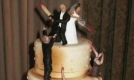 Nuostabūs vestuvių tortai