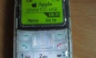 Išmanusis iPhone 5 GS 64GB