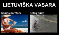 Lietuviška vasara