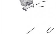 Linksmybės vežimėlyje