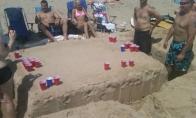 Paplūdimio stalas
