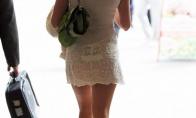 Merginos iš priekio, šono, nugaros ir žinoma - viršaus