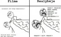Filmų ir realybės skirtumas