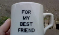 Geriausiam draugui...