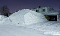 Truputis sniego